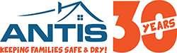 Antis Roofing logo