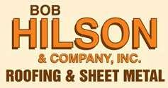 Bob Hilson Roofing logo