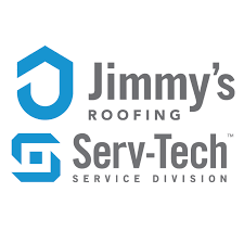 Jimmy's Roofing logo