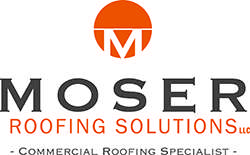 Moser Roofing logo