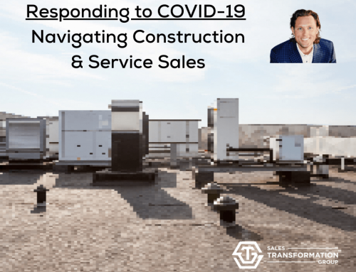 Responding to COVID-19 // Navigating Construction & Service Sales