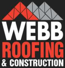 Webb Roofing and Construction logo